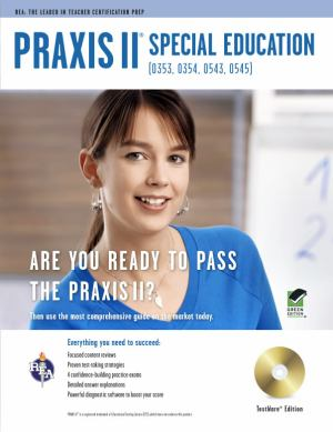 Praxis Ii Special Education W/Testware (SKU 1037573096)