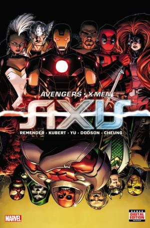 Avengers & X-Men: Axis (SKU 1042266364)