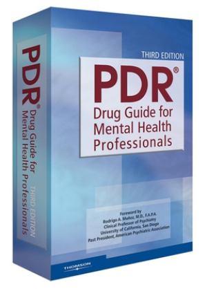 Doc] pdr drug guide for mental health professionals (physicians des….