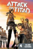 Attack On Titan Vol.4