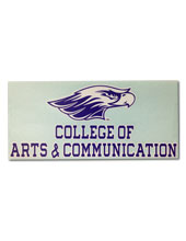 Angelus Pacific Decal with College of Arts & Communication