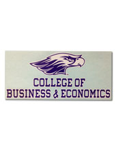 Decal With College Of Business & Economics