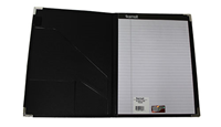 Samsill Padfolio with UW-W in Silver