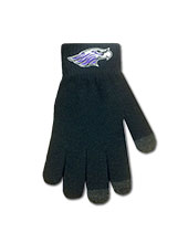 Logofit Gloves For Texting With Mascot