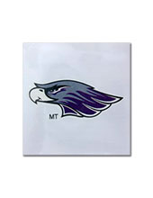 Temporary Face Tattoos Of Warhawk (5 Pk)