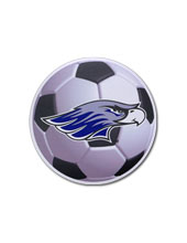 Magnet Of Soccer With Mascot