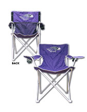 Logo Youth Folding Chair with Mascot