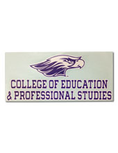 Decal With College Of Education & Professional Studies
