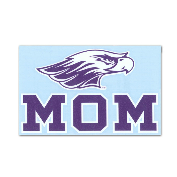 Decal Mascot Above Mom (SKU 1040660110)