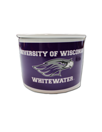 Neil Dip Chiller With Univ. Of Wisconsin Whitewater & Mascot