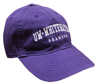 Legacy UW-Whitewater Grandpa Hat