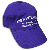 Top Of The World Uw-W School Of Graduate Studies Cap