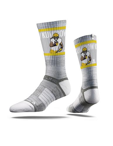 new style ca7fd 86635 Strideline Crew Sock Jake Kumerow Packers | University Bookstore