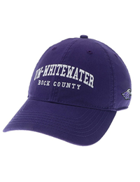 Legacy Purple Cap UW-Whitewater Rock County