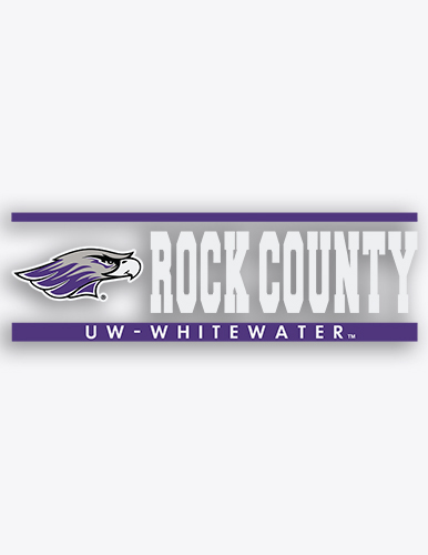 Decal - Rock County over UW-Whitewater