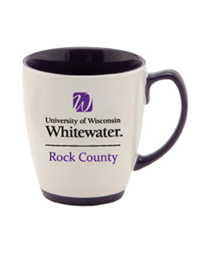 R.F.S.J Mug University of Wisconsin Whitewater Rock County
