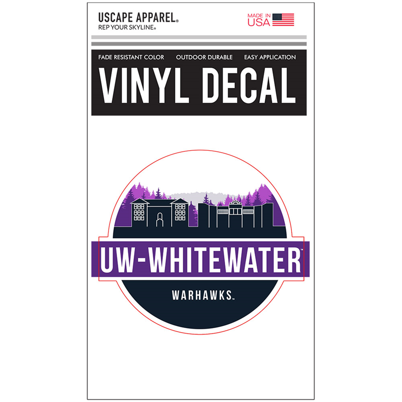 Uscape Vinyl Decal (SKU 1054353510)