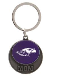 Key Chain - Circle Mascot &  Mom