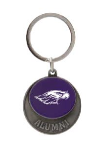 Key Chain - Circle Mascot & Alumni