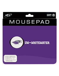 "Mcm 9.25"" X 7.75"" Uw-Whitewater Mouse Pad"