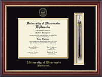 Church Hill Classics Diploma And Tassel Frame