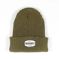 Legacy Lumberjack Knit Hat with Patch