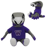 Mascot Factory Willie Warhawk Plush
