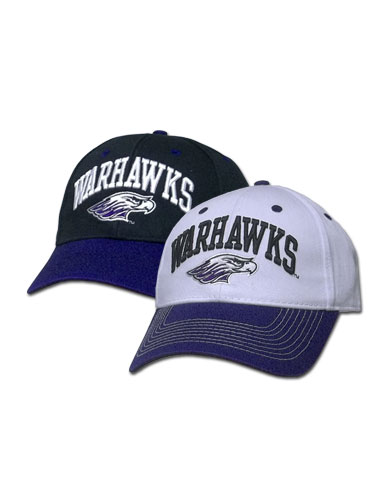 Champion Cap With Warhawks Over Mascot (SKU 1021969032)