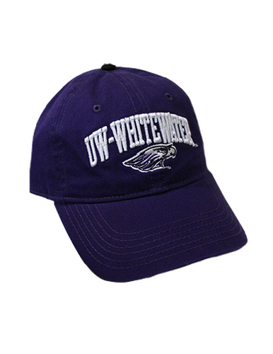 Champion Youth Cap with UW-W over Mascot (SKU 1025724188)