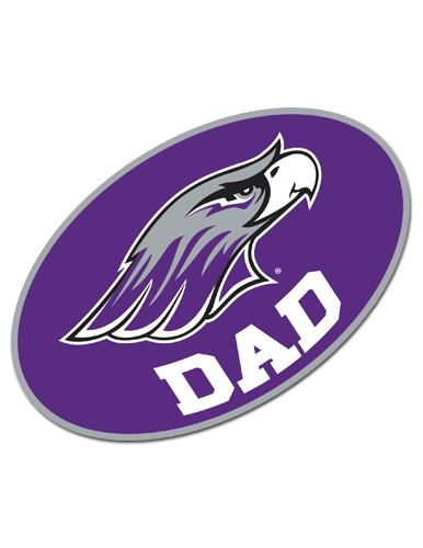 Decal Mascot Above Dad (SKU 1044737610)