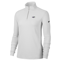 Nike UV Dry-Fit Long Sleeve 1/2 Zip with Embroidered Logo