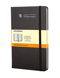 Moleskine Ruled Notebook University Of Wisconsin Whitewater
