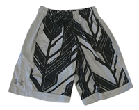 Under Armour Patterned Shorts with Mascot on left leg
