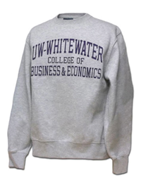 Blue 84 Sweatshirt Uw-W College Of Business & Economics