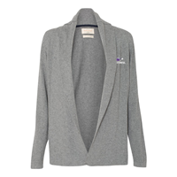 M.V Sport Cotton Cashmere Cardigan with Embroidered Logo
