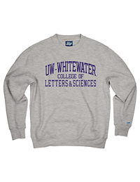Blue 84 Sweatshirt Uw-W College Of Letters & Sciences