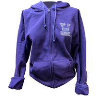 Blue 84 Full Zip Hooded Sweatshirt