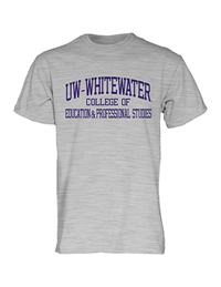 Blue 84 T-Shirt Uw-W College Of Education & Professional Studies