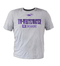Champion T-Shirt UW-W Swimming