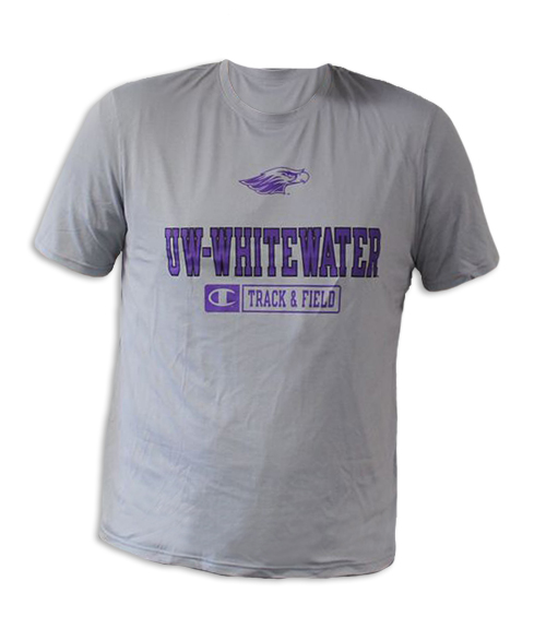 Champion T-Shirt UW-W Track & Field (SKU 10465660100)