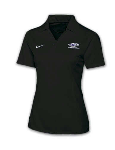 Nike Ladies' Polo With Mascot Over Uw-Whitewater (SKU 1010114890)