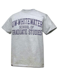 Blue 84 T-Shirt UW-W School of Graduate Studies