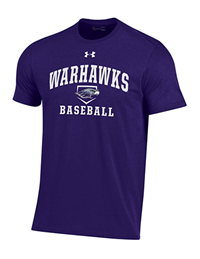 Under Armour T-Shirt Warhawks over Baseball