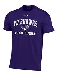 Under Armour T-Shirt Warhawks over Track & Field