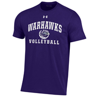 Under Armour T-Shirt Warhawks over Volleyball