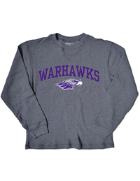 College Kids Graphite Thermal Warhawks Over Mascot