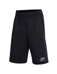 Under Armour Black Shorts Mascot Over Warhawks